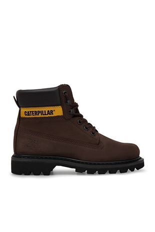 CATERPİLLAR COLORADO UNİSEX BOT - 015G100095-CHOCOLATE NUBUK