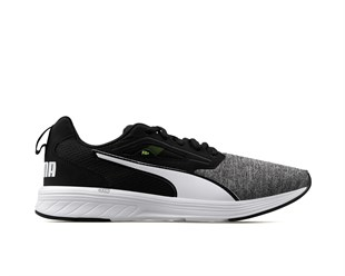 PUMA NRGY Rupture Black-High Rise UNİSEX GÜNLÜK AYAKKABI - 19324301-Black-High Rise