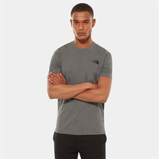 NF0A2TX5JBV1The North Face M S/S Simple Dome Tee T-Shirt